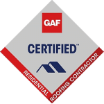 GAF Certified diamond